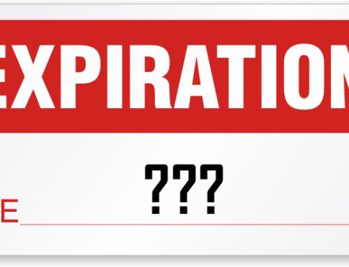 No Expiration Date