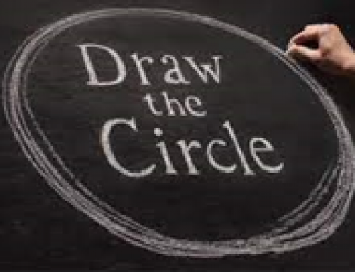 Draw the Circle – Part 3
